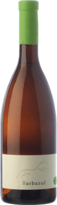 11,95 € Free Shipping | White wine Huerta de Albalá Barbazul I.G.P. Vino de la Tierra de Cádiz Andalusia Spain Chardonnay Bottle 75 cl