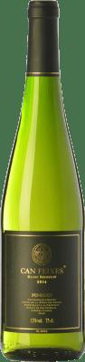 7,95 € Envío gratis | Vino blanco Huguet de Can Feixes Blanc Selecció D.O. Penedès Cataluña España Malvasía, Macabeo, Chardonnay, Parellada Botella 75 cl