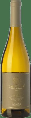 12,95 € Free Shipping | White wine Huguet de Can Feixes Blanc Tradició Crianza D.O. Penedès Catalonia Spain Xarel·lo, Malvasía de Sitges Bottle 75 cl