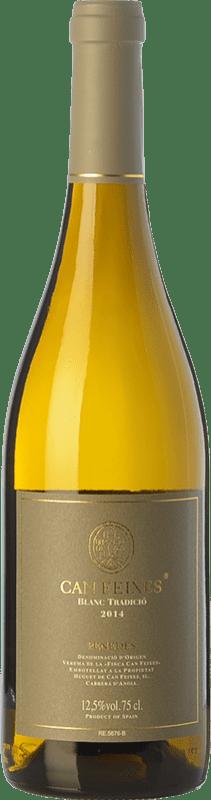 11,95 € Envoi gratuit | Vin blanc Huguet de Can Feixes Blanc Tradició Crianza D.O. Penedès Catalogne Espagne Xarel·lo, Malvasía de Sitges Bouteille 75 cl