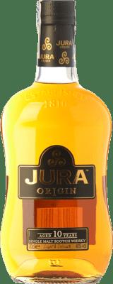 31,95 € Free Shipping | Whisky Single Malt Isle of Jura 10 Origin Islands United Kingdom Bottle 70 cl