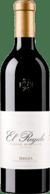 21,95 € Free Shipping | Red wine Izadi El Regalo Crianza D.O.Ca. Rioja The Rioja Spain Tempranillo Bottle 75 cl