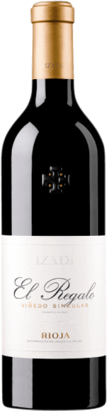 21,95 € Free Shipping | Red wine Izadi El Regalo Crianza D.O.Ca. Rioja The Rioja Spain Tempranillo Bottle 75 cl