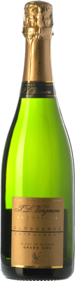 41,95 € Free Shipping | White sparkling Vergnon Eloquence Joven A.O.C. Champagne Champagne France Chardonnay Bottle 75 cl. | Thousands of wine lovers trust us to get the best price guarantee, free shipping always and hassle-free shopping and returns.