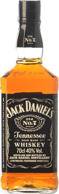 19,95 € Free Shipping | Bourbon Jack Daniel's No. 7 Tennessee United States Bottle 70 cl