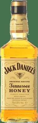 19,95 € Envío gratis | Bourbon Jack Daniel's Tennesse Honey Tennessee Estados Unidos Botella 70 cl