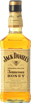 19,95 € Free Shipping | Bourbon Jack Daniel's Tennesse Honey Tennessee United States Bottle 70 cl