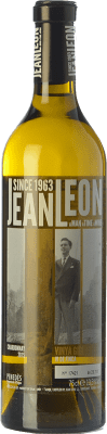 21,95 € Envoi gratuit | Vin blanc Jean Leon Vinya Gigi Crianza D.O. Penedès Catalogne Espagne Chardonnay Bouteille 75 cl
