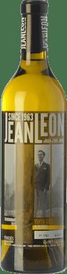 25,95 € Free Shipping | White wine Jean Leon Vinya Gigi Crianza D.O. Penedès Catalonia Spain Chardonnay Bottle 75 cl