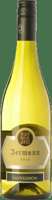 23,95 € Envío gratis | Vino blanco Jermann Sauvignon I.G.T. Friuli-Venezia Giulia Friuli-Venezia Giulia Italia Sauvignon Blanca Botella 75 cl