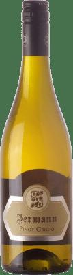 17,95 € Envío gratis | Vino blanco Jermann I.G.T. Friuli-Venezia Giulia Friuli-Venezia Giulia Italia Pinot Gris Botella Mágnum 1,5 L