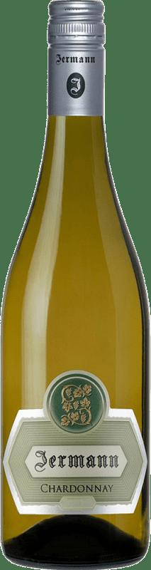 24,95 € Envío gratis | Vino blanco Jermann I.G.T. Friuli-Venezia Giulia Friuli-Venezia Giulia Italia Chardonnay Botella 75 cl