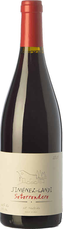 15,95 € Envoi gratuit   Vin rouge Jiménez-Landi Sotorrondero Crianza D.O. Méntrida Castilla La Mancha Espagne Syrah, Grenache Bouteille 75 cl