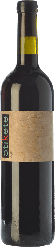 11,95 € Free Shipping | Red wine Jordi Llorens Atikete Crianza Spain Syrah, Grenache, Cabernet Sauvignon, Bobal Bottle 75 cl