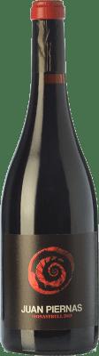 35,95 € Free Shipping   Red wine Jorge Piernas Juan Piernas Joven D.O. Bullas Region of Murcia Spain Monastrell Bottle 75 cl