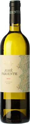 9,95 € Free Shipping | White wine José Pariente D.O. Rueda Castilla y León Spain Sauvignon White Bottle 75 cl | Thousands of wine lovers trust us to get the best price guarantee, free shipping always and hassle-free shopping and returns.