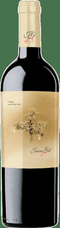 5,95 € Envoi gratuit | Vin rouge Juan Gil Etiqueta Amarilla Joven D.O. Jumilla Castilla La Mancha Espagne Monastrell Bouteille 75 cl