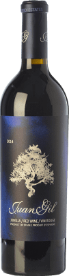 21,95 € Kostenloser Versand   Rotwein Juan Gil Etiqueta Azul Crianza D.O. Jumilla Kastilien-La Mancha Spanien Syrah, Cabernet Sauvignon, Monastrell Flasche 75 cl