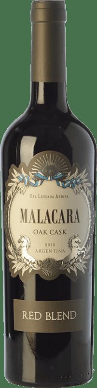 12,95 € Envoi gratuit   Vin rouge Kauzo Malacara Oak Cask Red Blend Joven I.G. Valle de Uco Uco Valley Argentine Merlot, Cabernet Sauvignon, Malbec Bouteille 75 cl