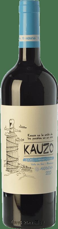9,95 € Envoi gratuit   Vin rouge Kauzo Malbec-Cabernet Joven I.G. Valle de Uco Uco Valley Argentine Cabernet Sauvignon, Malbec Bouteille 75 cl