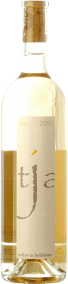 7,95 € Free Shipping | White wine La Bollidora Calitja D.O. Terra Alta Catalonia Spain Grenache White Bottle 75 cl