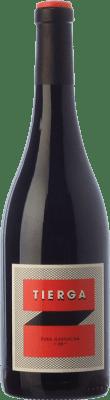 32,95 € Free Shipping | Red wine La Calandria Tierga Joven Spain Grenache Bottle 75 cl