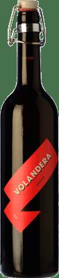 9,95 € Free Shipping | Red wine La Calandria Volandera Joven D.O. Navarra Navarre Spain Grenache Bottle 75 cl