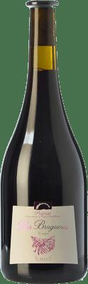 16,95 € Free Shipping | Red wine La Conreria de Scala Dei Les Brugueres Crianza D.O.Ca. Priorat Catalonia Spain Syrah, Grenache Bottle 75 cl