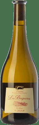 16,95 € Free Shipping | White wine La Conreria de Scala Dei Les Brugueres Blanc D.O.Ca. Priorat Catalonia Spain Grenache White Bottle 75 cl