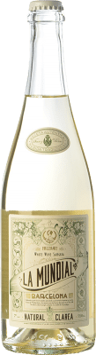 9,95 € Free Shipping | Sangaree La Mundial La Mundial Clarea Frizzante Catalonia Spain Bottle 75 cl