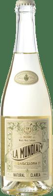 9,95 € Kostenloser Versand | Wein Sangria La Mundial Clarea Frizzante Katalonien Spanien Flasche 75 cl
