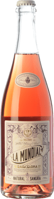 9,95 € Free Shipping | Sangaree La Mundial La Mundial Rosé Frizzante Catalonia Spain Bottle 75 cl
