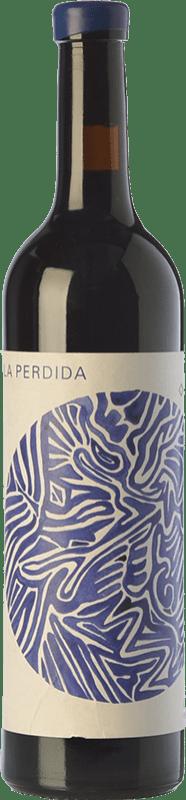 18,95 € Free Shipping | Red wine La Perdida O Poulo Fillo da Pedra Joven D.O. Valdeorras Galicia Spain Grenache Tintorera Bottle 75 cl