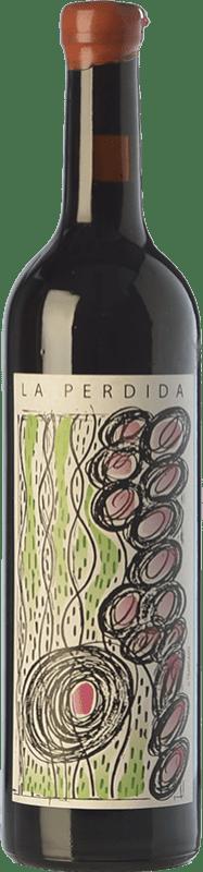 15,95 € Free Shipping | Red wine La Perdida O Trancado Joven D.O. Valdeorras Galicia Spain Grenache, Mencía Bottle 75 cl