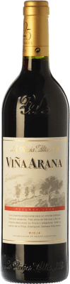 11,95 € Free Shipping | Red wine Rioja Alta Viña Arana Reserva 2009 D.O.Ca. Rioja The Rioja Spain Tempranillo, Mazuelo Half Bottle 37 cl. | Thousands of wine lovers trust us to get the best price guarantee, free shipping always and hassle-free shopping and returns.