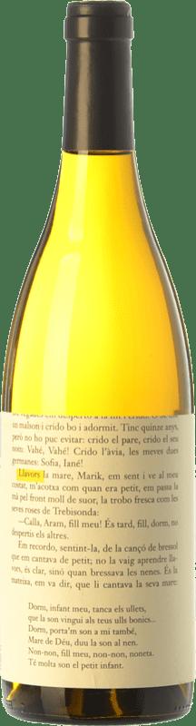 8,95 € Envoi gratuit | Vin blanc La Vinyeta Llavors Blanc Crianza D.O. Empordà Catalogne Espagne Macabeo, Xarel·lo Bouteille 75 cl