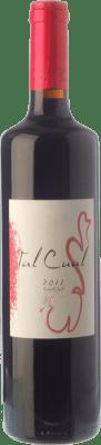 Vin rouge Lagar d'Amprius Tal Cual Joven 2011 I.G.P. Vino de la Tierra Bajo Aragón Aragon Espagne Syrah, Grenache Bouteille 75 cl