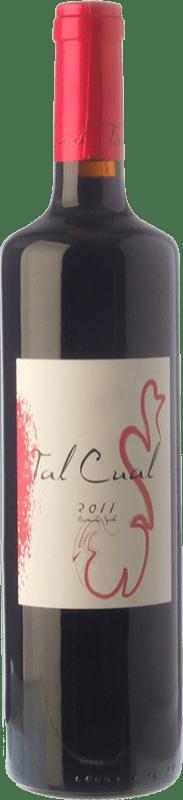 7,95 € Free Shipping   Red wine Lagar d'Amprius Tal Cual Joven I.G.P. Vino de la Tierra Bajo Aragón Aragon Spain Syrah, Grenache Bottle 75 cl