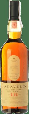 71,95 € Envoi gratuit | Whisky Single Malt Lagavulin 16 Islay Royaume-Uni Bouteille 70 cl