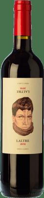 5,95 € Free Shipping | Red wine Lagravera Laltre Joven D.O. Costers del Segre Catalonia Spain Merlot, Grenache, Monastrell Bottle 75 cl
