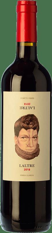 7,95 € Free Shipping | Red wine Lagravera Laltre Joven D.O. Costers del Segre Catalonia Spain Merlot, Grenache, Monastrell Bottle 75 cl