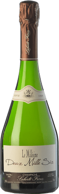 56,95 € Free Shipping | White sparkling Laherte Frères Le Millésime Deux Mille Six 2006 A.O.C. Champagne Champagne France Chardonnay, Pinot Meunier Bottle 75 cl | Thousands of wine lovers trust us to get the best price guarantee, free shipping always and hassle-free shopping and returns.