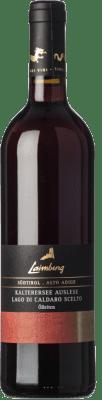 14,95 € Free Shipping | Red wine Laimburg Olleiten D.O.C. Lago di Caldaro Trentino Italy Schiava Gentile Bottle 75 cl