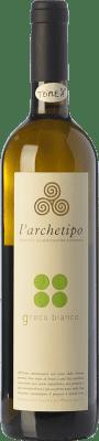 15,95 € Free Shipping | White wine L'Archetipo Bianco I.G.T. Salento Campania Italy Greco Bottle 75 cl
