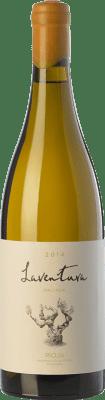 16,95 € Free Shipping | White wine Laventura Ánfora D.O.Ca. Rioja The Rioja Spain Malvasía Bottle 75 cl