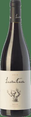 12,95 € Free Shipping | Red wine Laventura Tempranillo Crianza D.O.Ca. Rioja The Rioja Spain Tempranillo, Grenache Bottle 75 cl