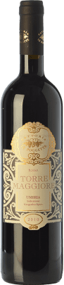19,95 € Free Shipping | Red wine Le Poggette Torre Maggiore I.G.T. Umbria Umbria Italy Montepulciano Bottle 75 cl