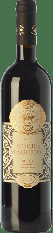 19,95 € Envoi gratuit   Vin rouge Le Poggette Torre Maggiore I.G.T. Umbria Ombrie Italie Montepulciano Bouteille 75 cl