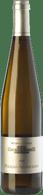 13,95 € Free Shipping | White wine Le Pupille Poggio Argentato I.G.T. Toscana Tuscany Italy Sauvignon White, Gewürztraminer, Sémillon, Petit Manseng Bottle 75 cl