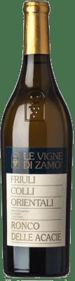 25,95 € Free Shipping   White wine Zamò Ronco delle Acacie D.O.C. Colli Orientali del Friuli Friuli-Venezia Giulia Italy Chardonnay, Friulano Bottle 75 cl
